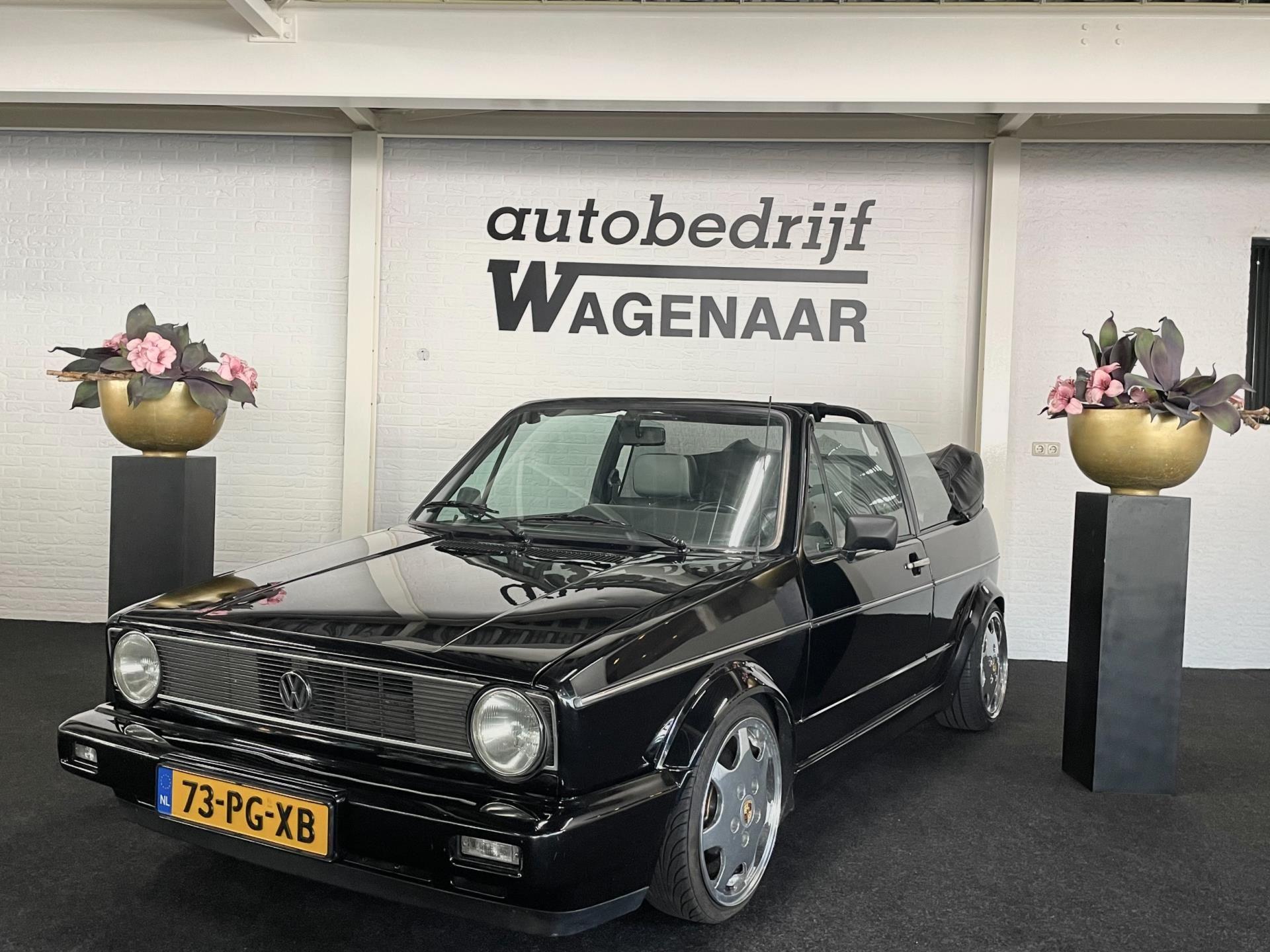 Volkswagen Golf Cabriolet occasion - Autobedrijf Wagenaar