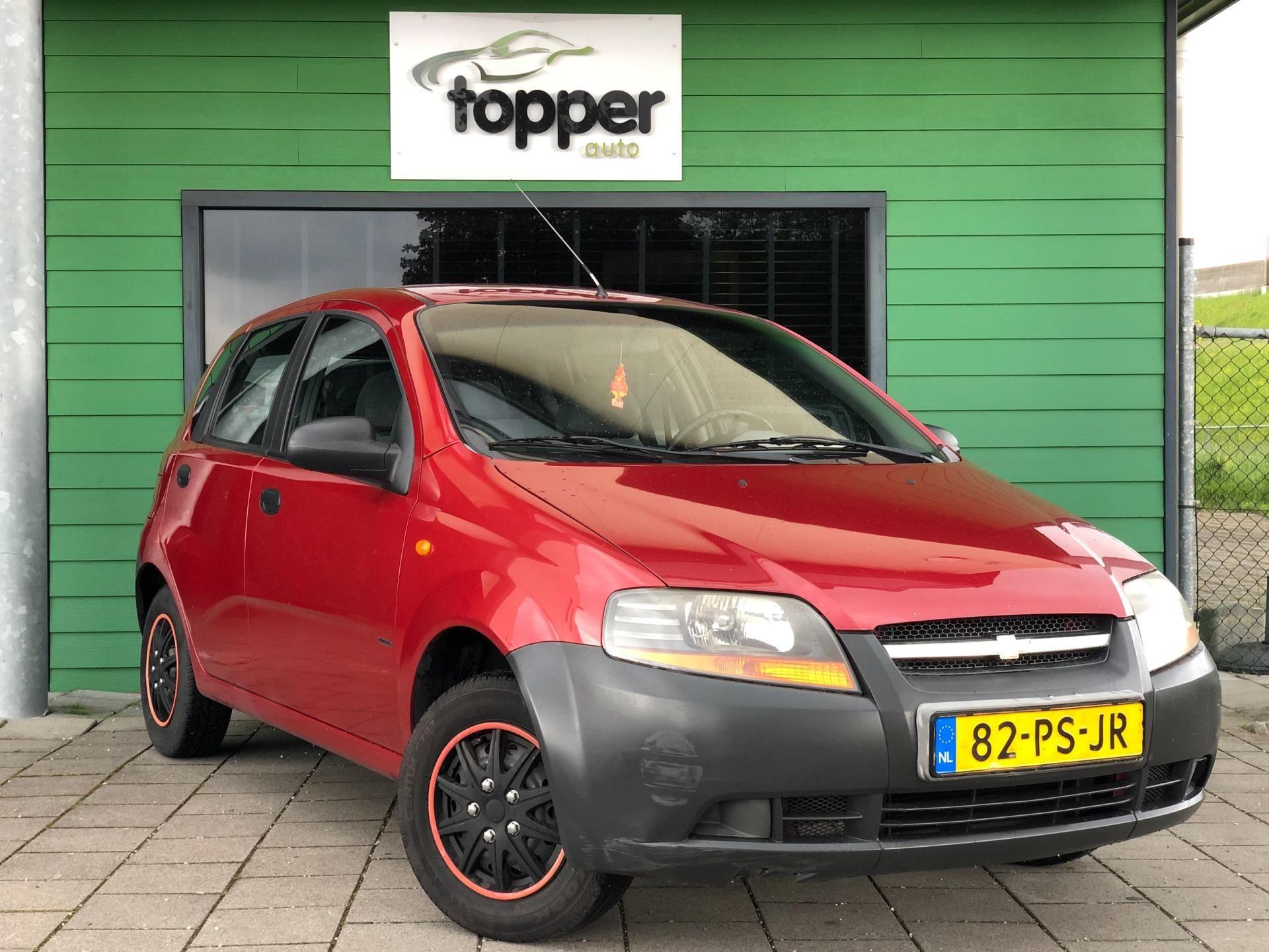 Daewoo Kalos occasion - Topper Auto