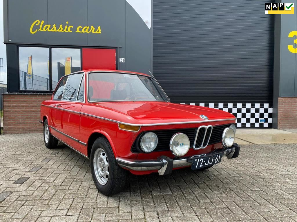 BMW 2002 1602, E10 occasion - Pitstop Car Trading