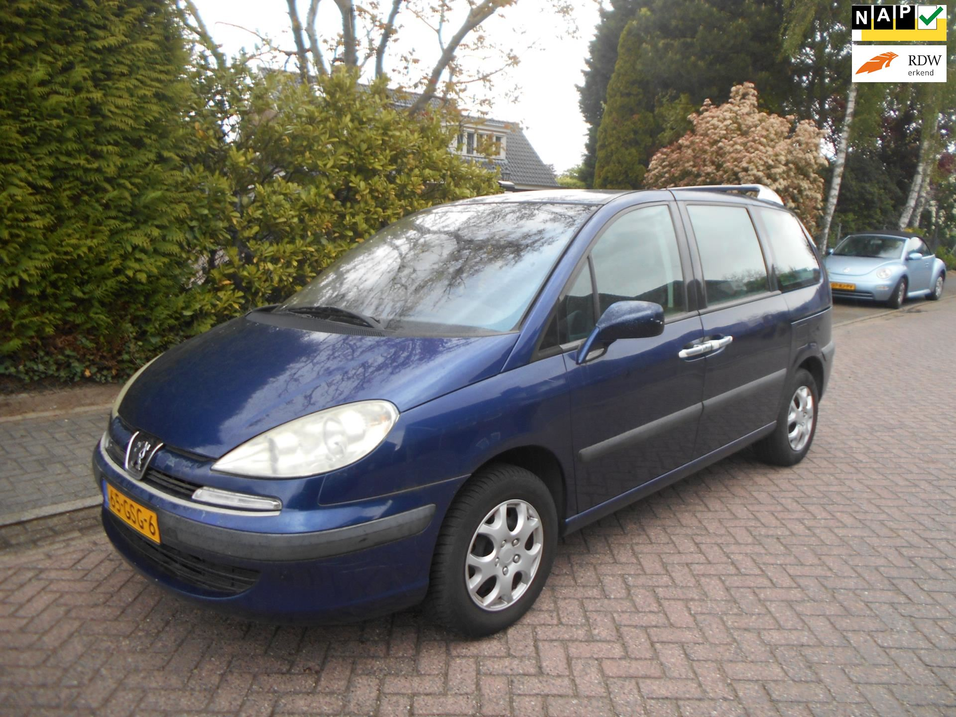 Peugeot 807 occasion - Solo Export B.V.
