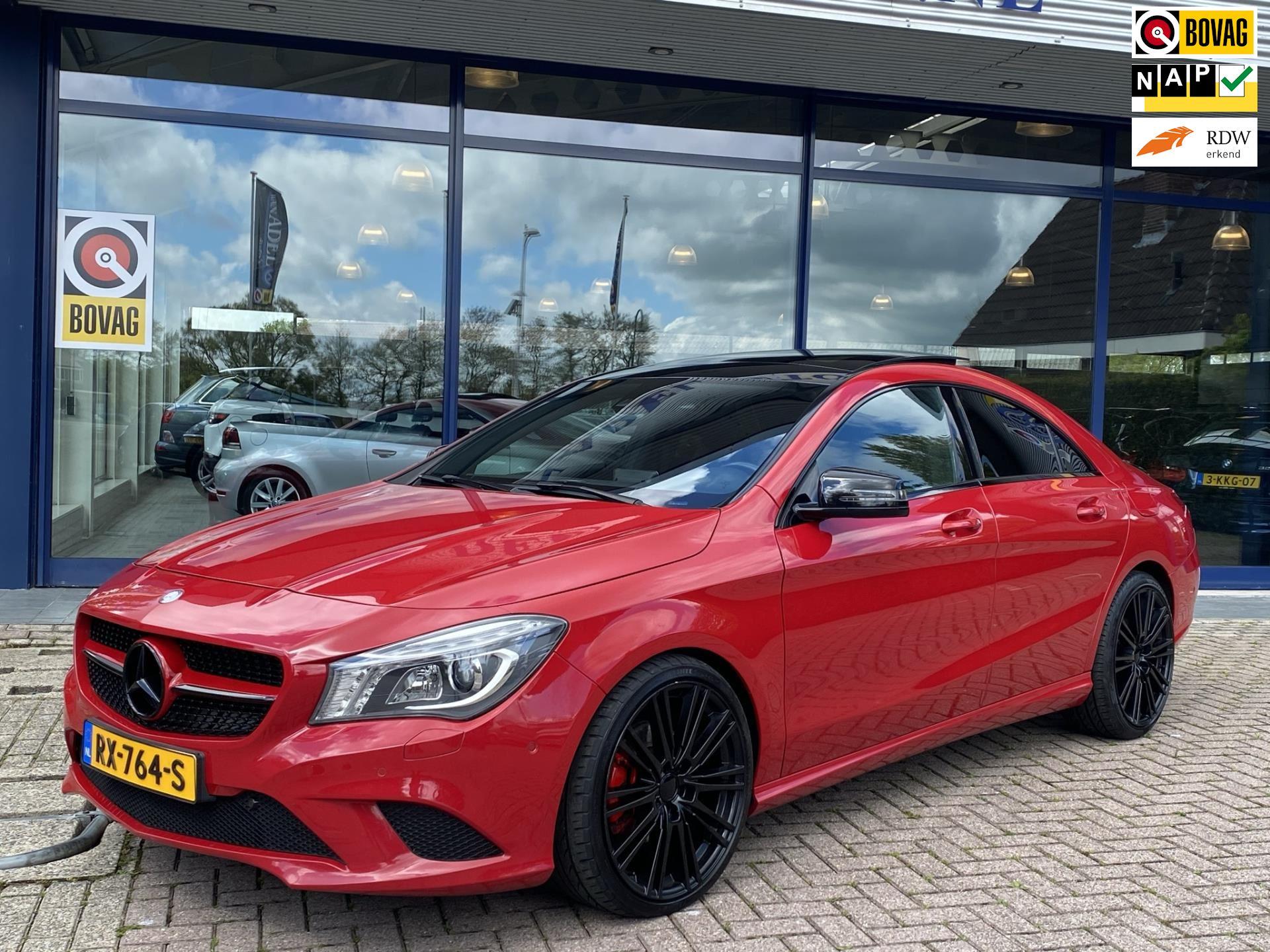 Mercedes-Benz CLA-klasse occasion - Van Adel Auto's