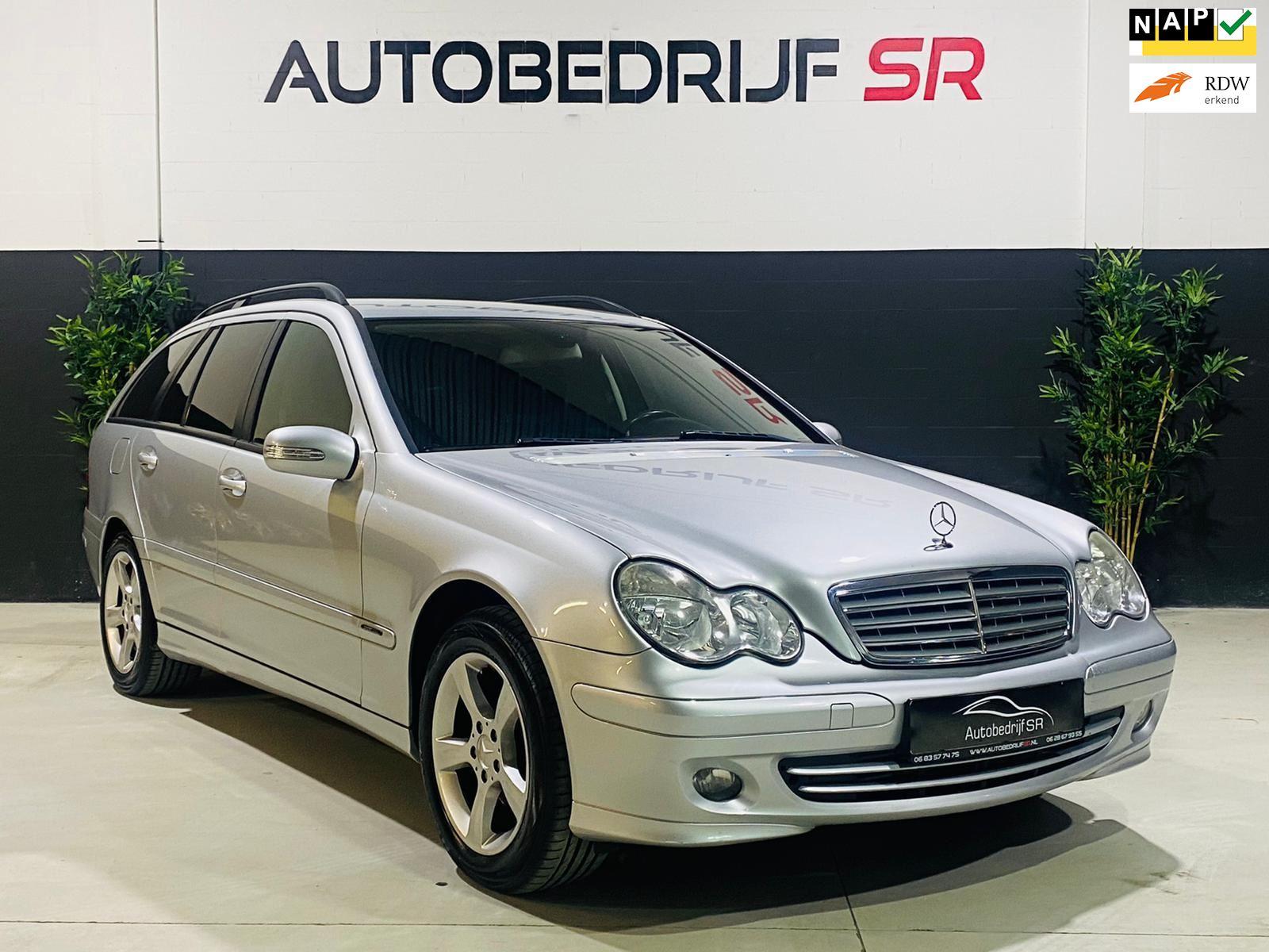 Mercedes-Benz C-klasse Combi occasion - Autobedrijf SR