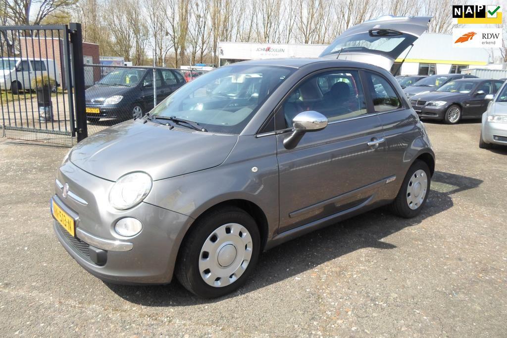 Fiat 500 occasion - Fkautos