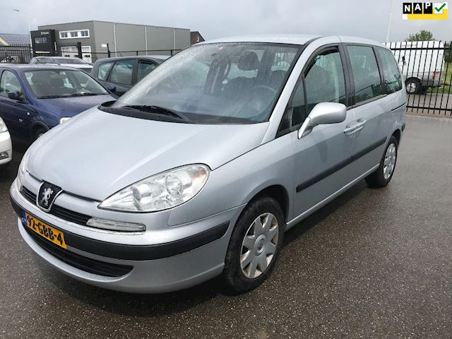 Peugeot 807 2.0 ST AUTOMAAT  Euro4 6 Persoons Info:0655357043