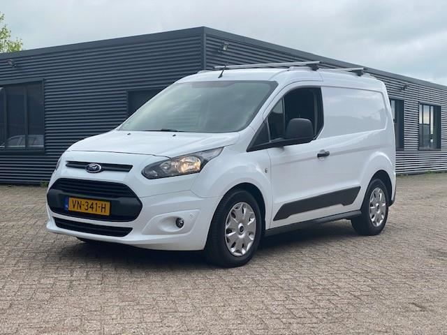 Ford Transit Connect occasion - Van Gelder Bedrijfswagens