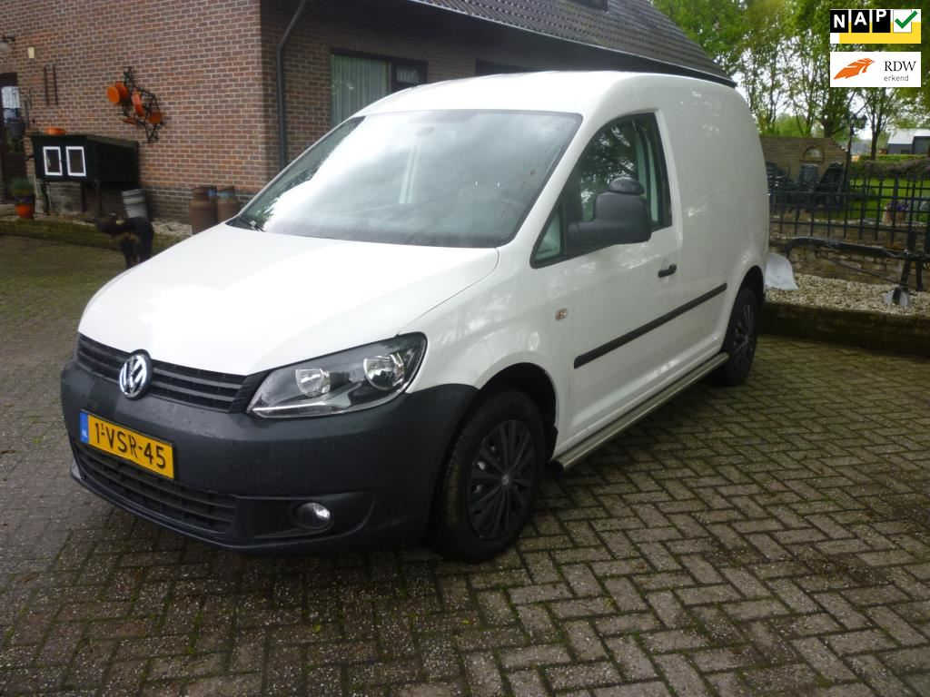 Volkswagen Caddy occasion - Autobedrijf de Vries