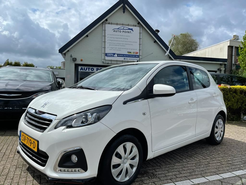 Peugeot 108 occasion - Auto Point