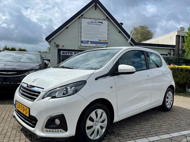 Peugeot 108 1.0 E-VTi AUTOMAAT/CAMERA/5-DEURS/APPLE NAVI