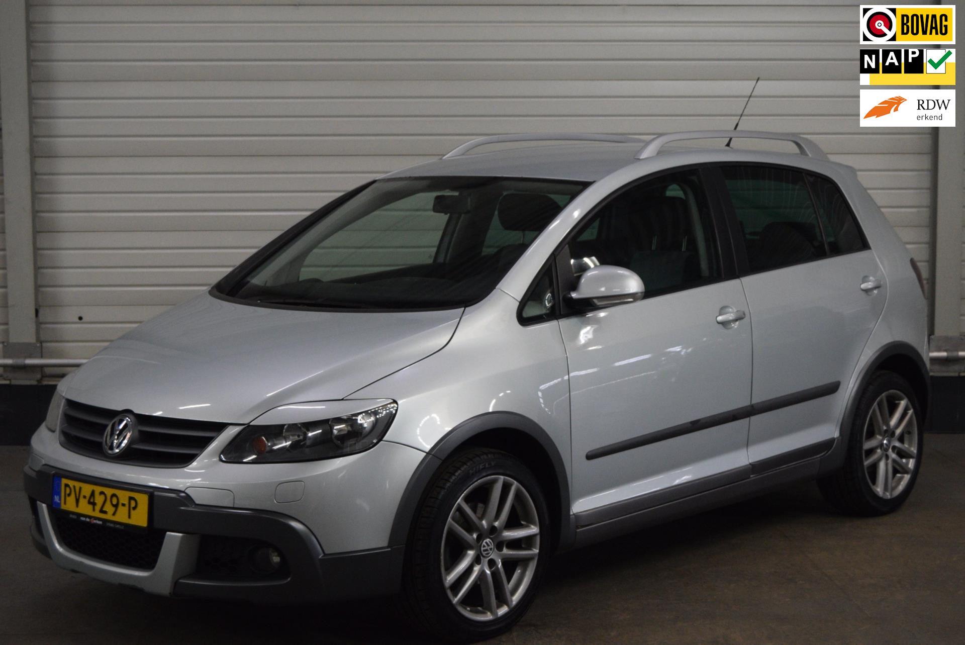 Volkswagen Golf Plus occasion - Autobedrijf van de Werken bv