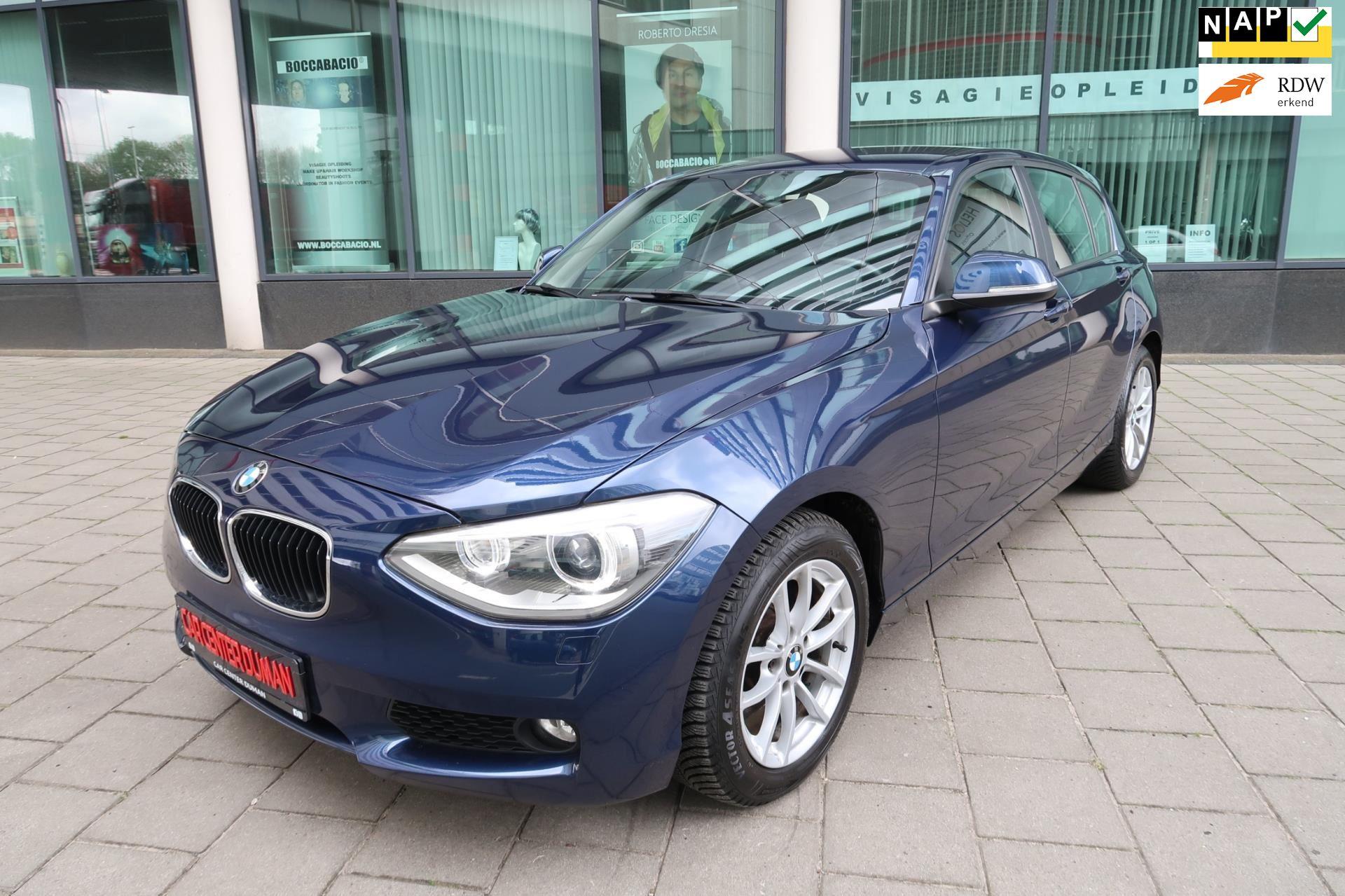 BMW 1-serie occasion - Car Center S. Duman
