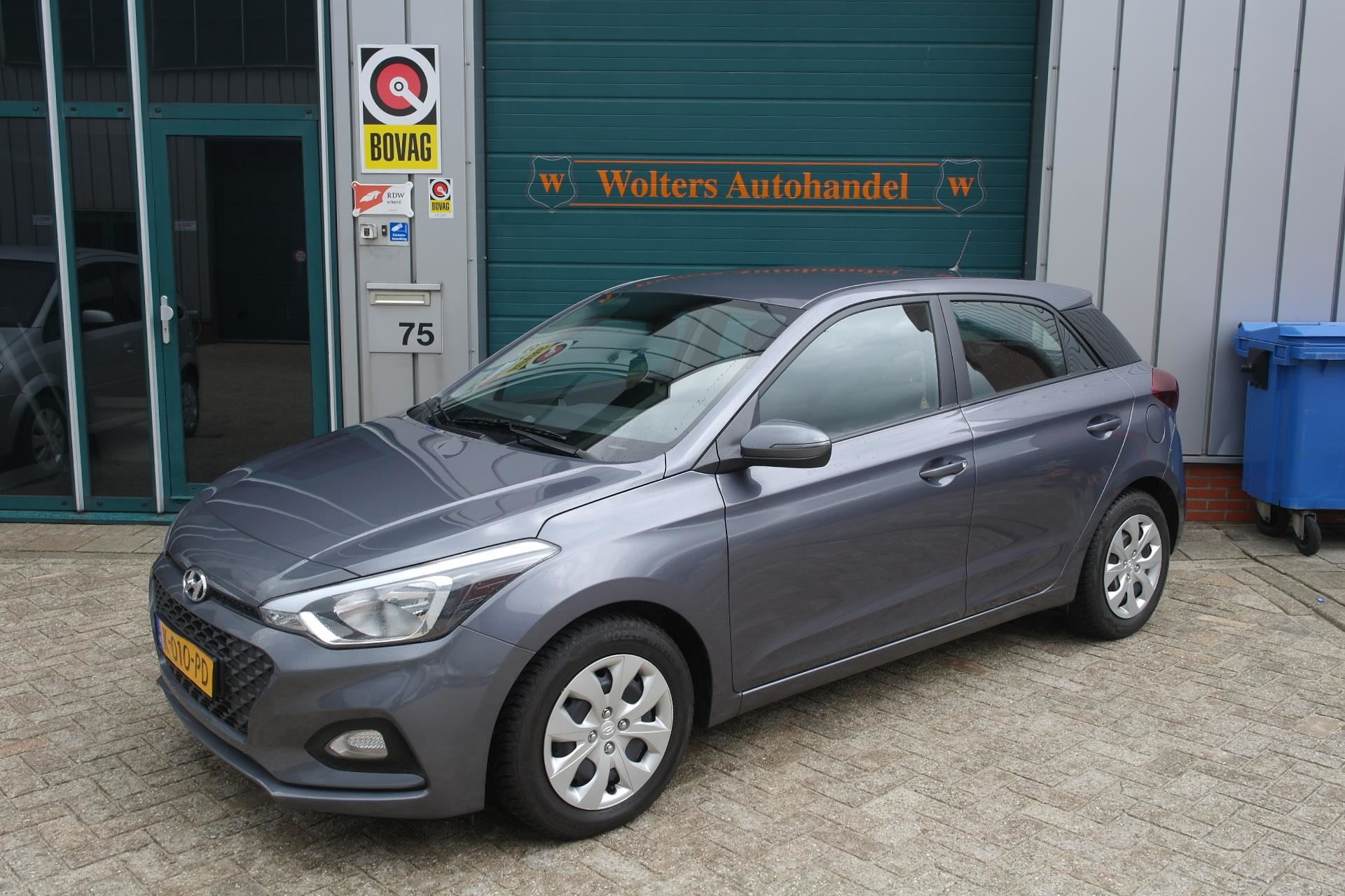 Hyundai I20 occasion - Wolters Autohandel