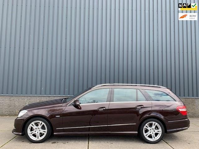 Mercedes-Benz E-klasse Estate 220 CDI Edition Sport AMG Aut, Schuifdak, Navi