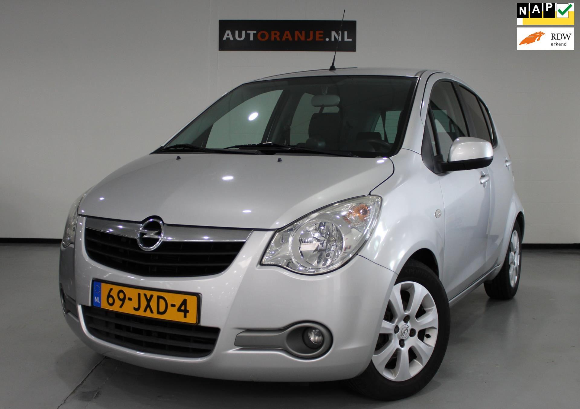 Opel Agila occasion - Autoranje
