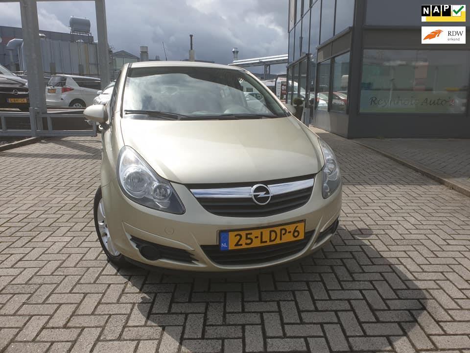 Opel Corsa occasion - Autobedrijf Reijnholt