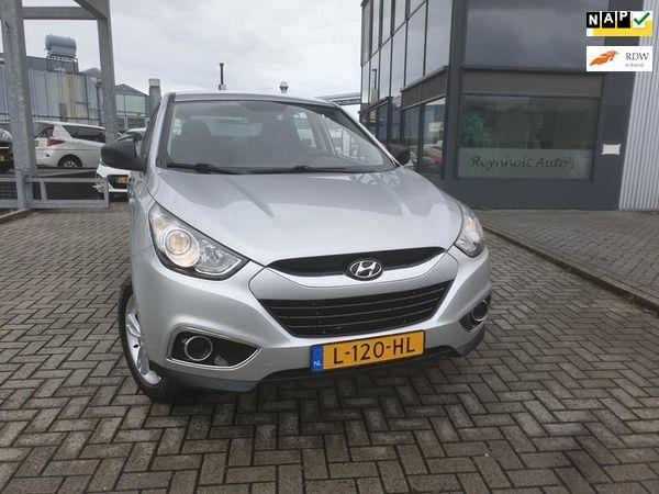 Hyundai Ix35 occasion - Autobedrijf Reijnholt