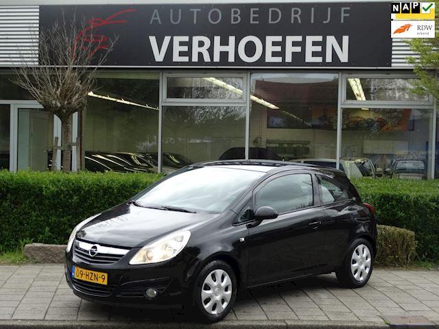 Opel Corsa 1.2-16V Business - APK APRIL 2022 - AIRCO - NAP KM STAND - ELEKTR RAMEN / SPIEGELS - MULTI STUUR