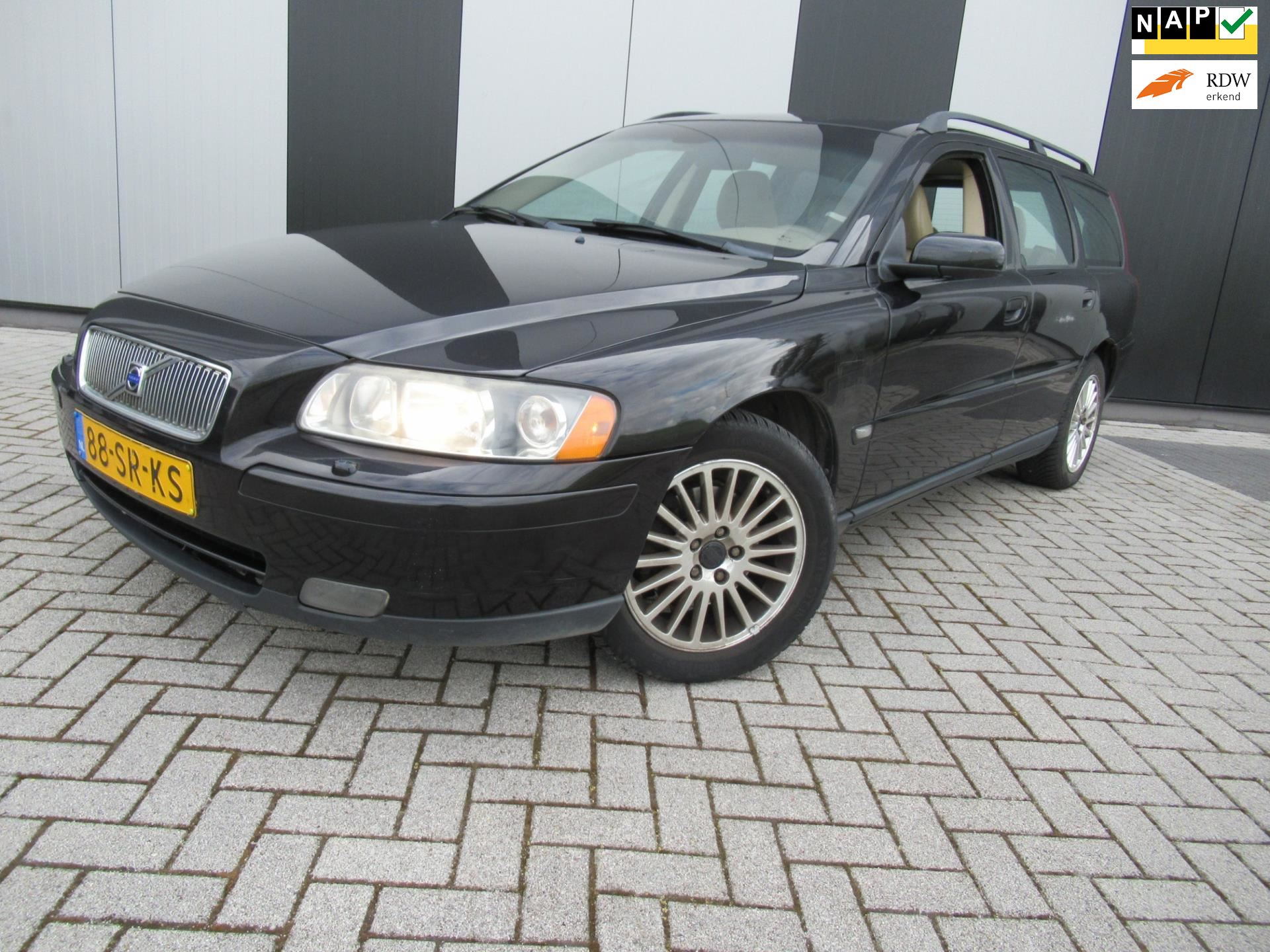 Volvo V70 occasion - FR Cars