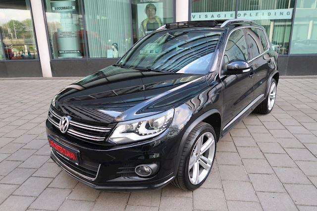 Volkswagen Tiguan 2.0 TSI 4motion R line Edition DSG Full Option Pano Leer