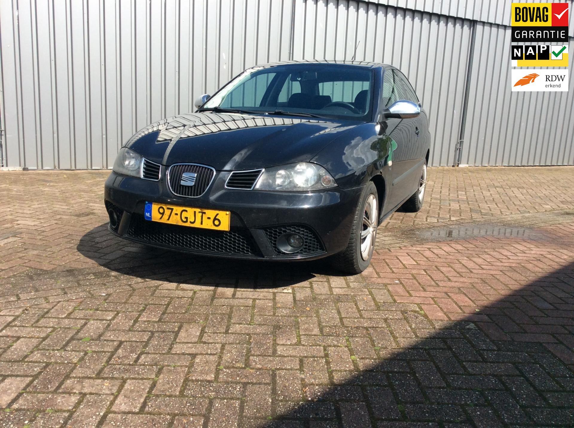 Seat Ibiza occasion - Auto van Beek