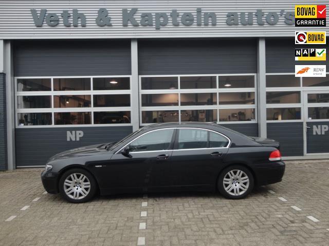 BMW 7-serie occasion - Veth & Kaptein Auto's B.V.