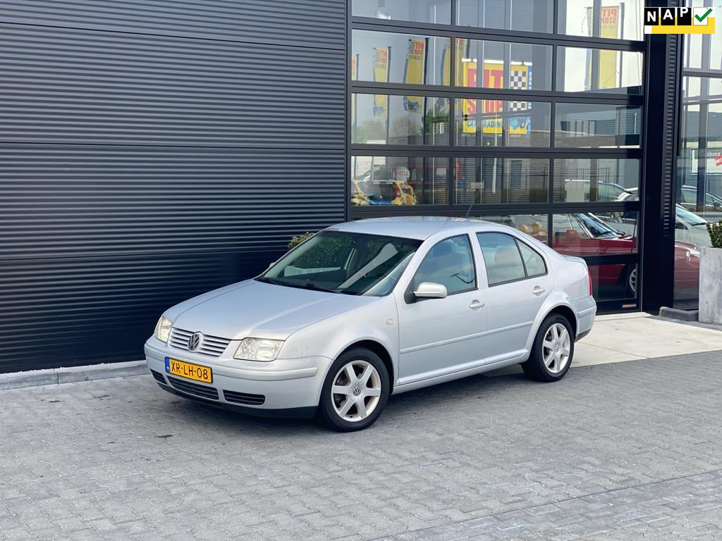 Volkswagen Bora occasion - Pitstop Car Trading
