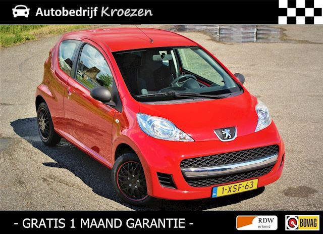 Peugeot 107 1.0-12V XS * Zuinig Autorijden *