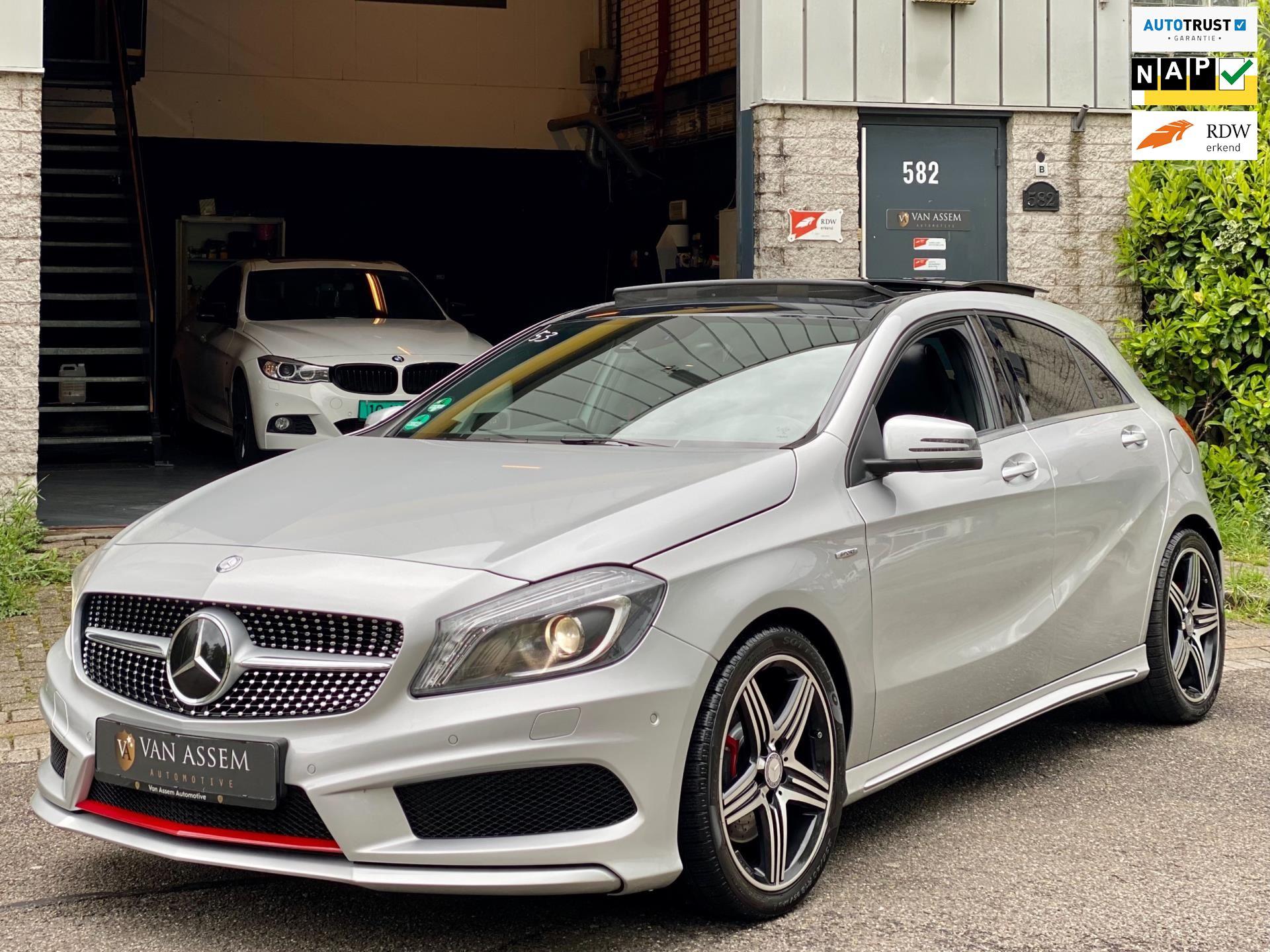 Mercedes-Benz A-klasse occasion - Van Assem Automotive