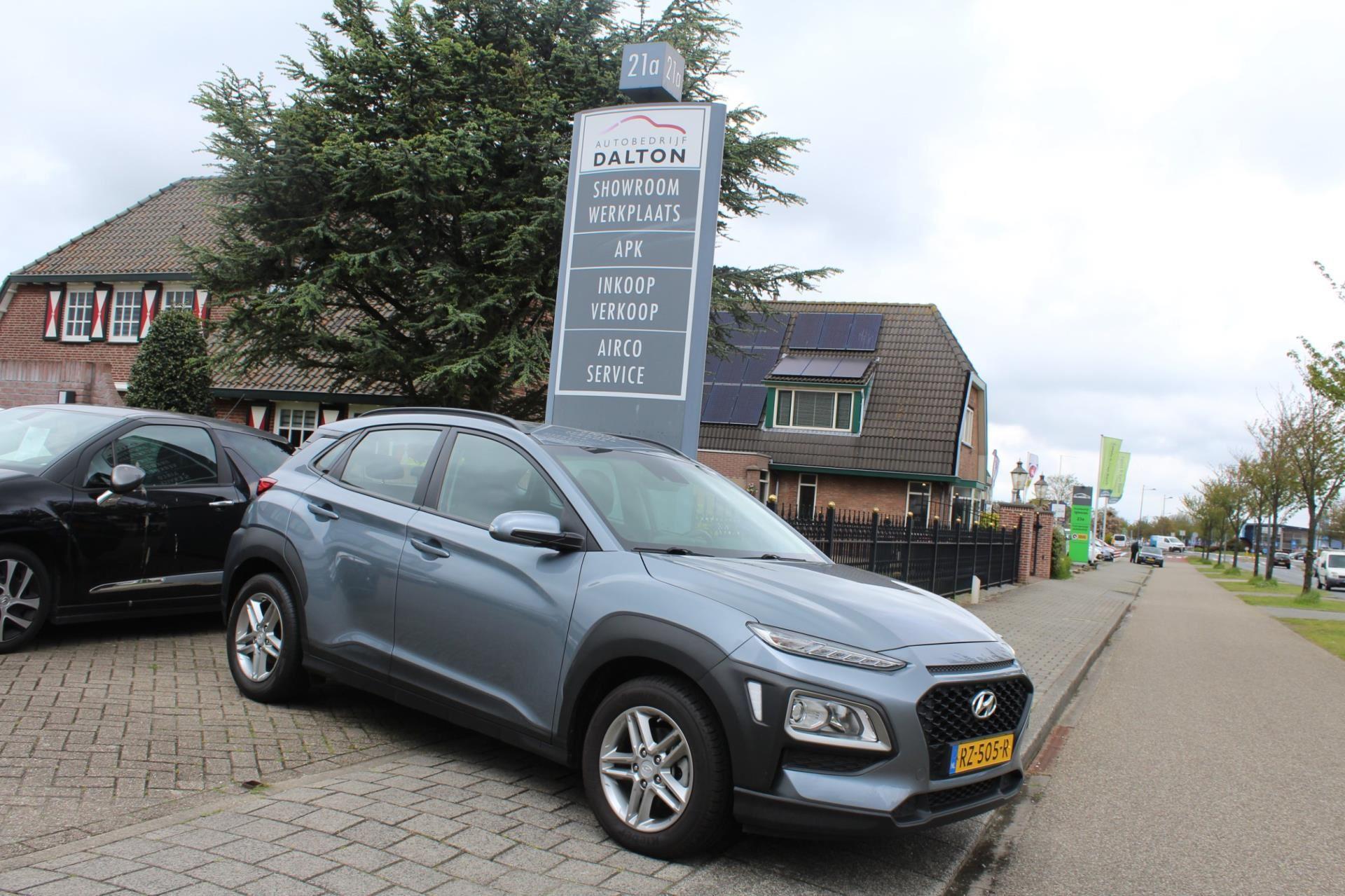 Hyundai Kona occasion - Autobedrijf Dalton