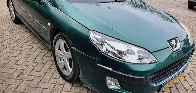 Peugeot 407 SW 2.0 HDiF XT,Autom,Clima,Cruise