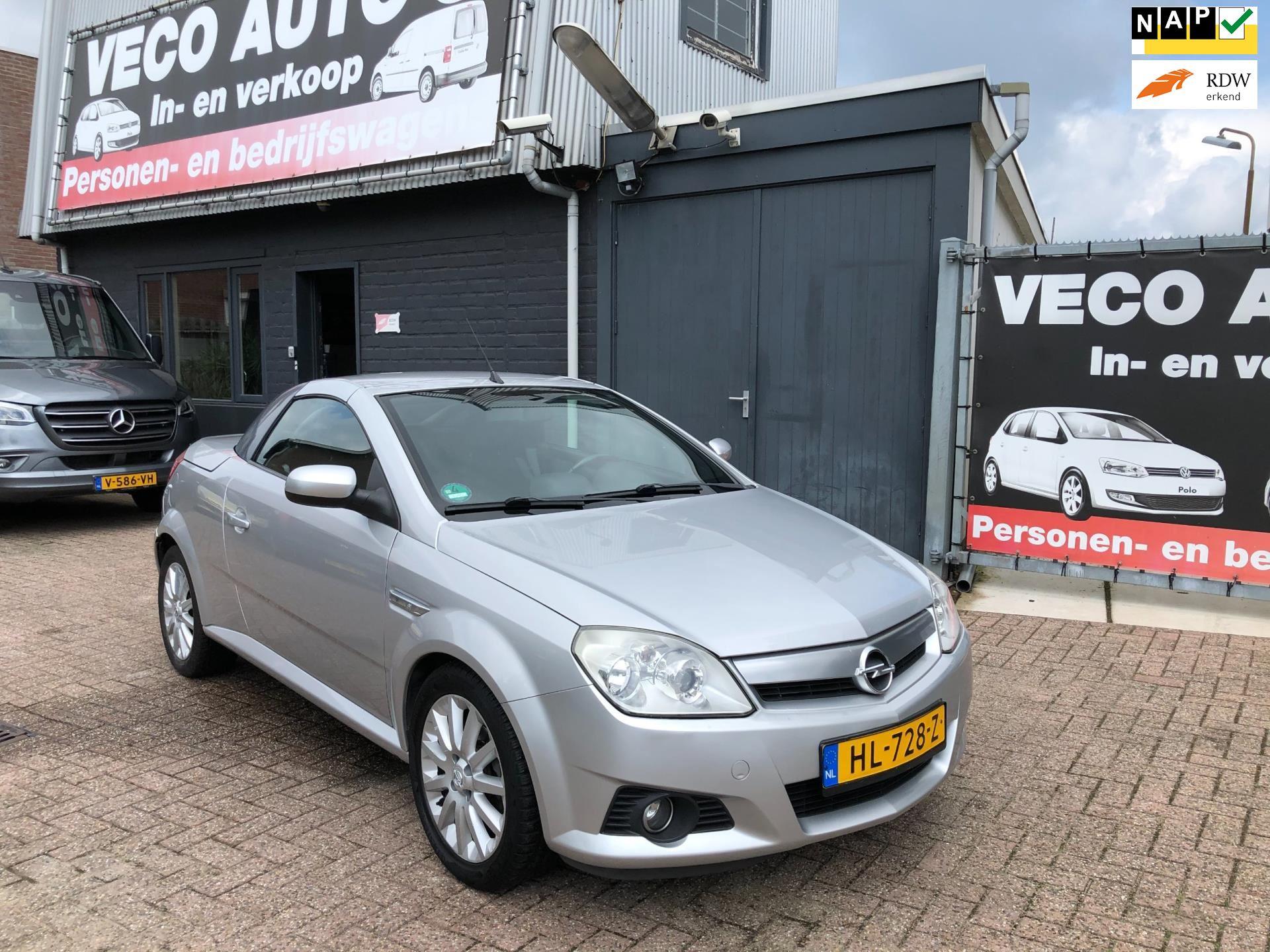Opel Tigra TwinTop occasion - Veco Auto's