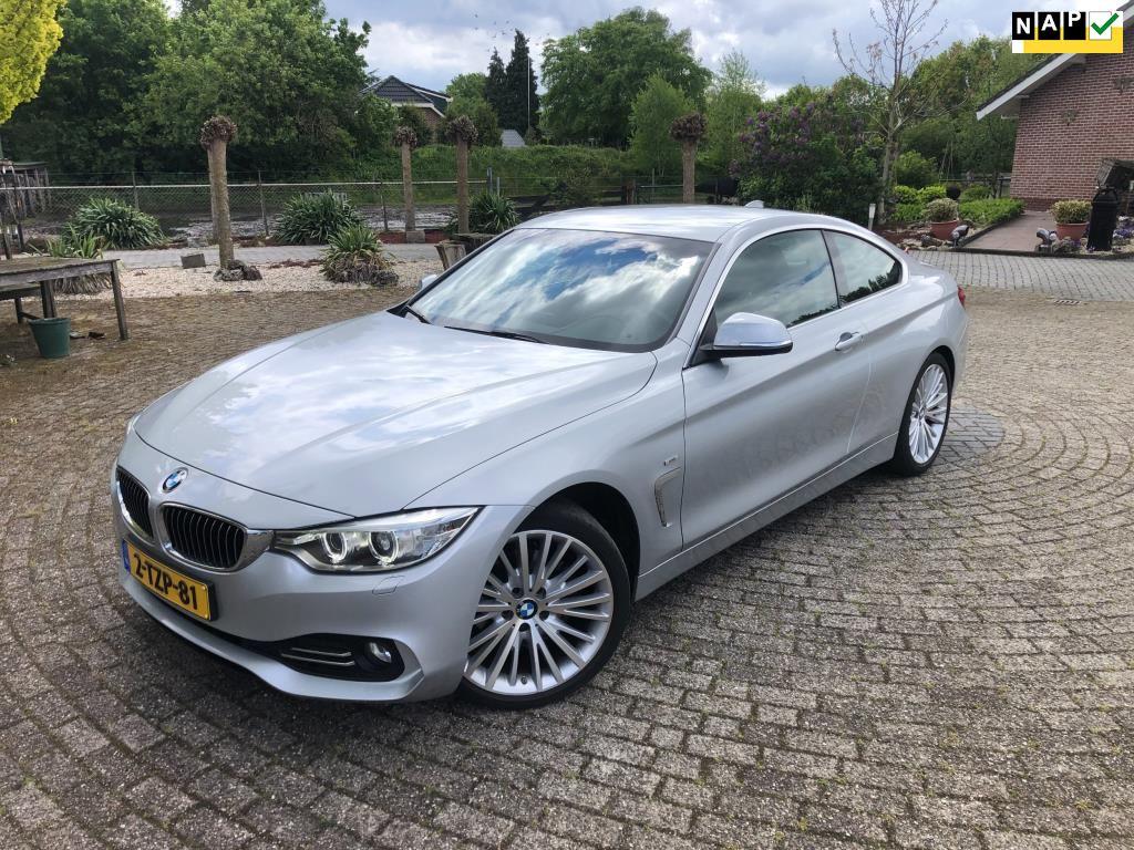 BMW 4-serie Coupé occasion - Autobedrijf Stronkhorst