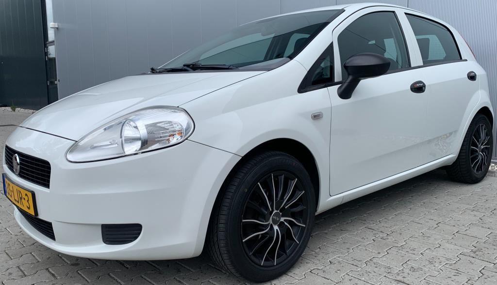 Fiat Grande Punto occasion - YannickCars