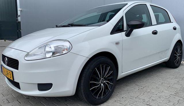Fiat Grande Punto 1.2 Actual Airco 5 Deurs APK NAP Nette Auto