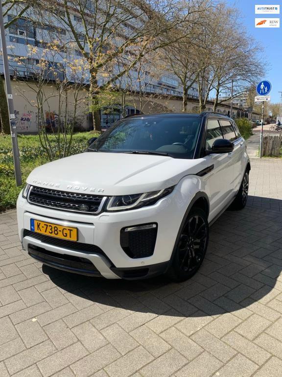 Land Rover Range Rover Evoque occasion - Autobedrijf Dutch Motors