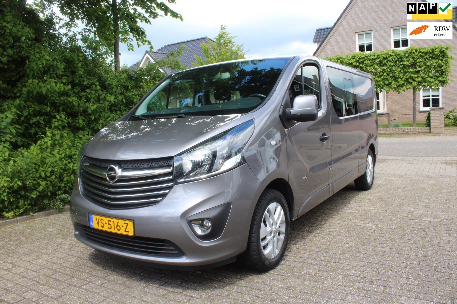 Opel Vivaro occasion - Autogroothandel Ammerzoden