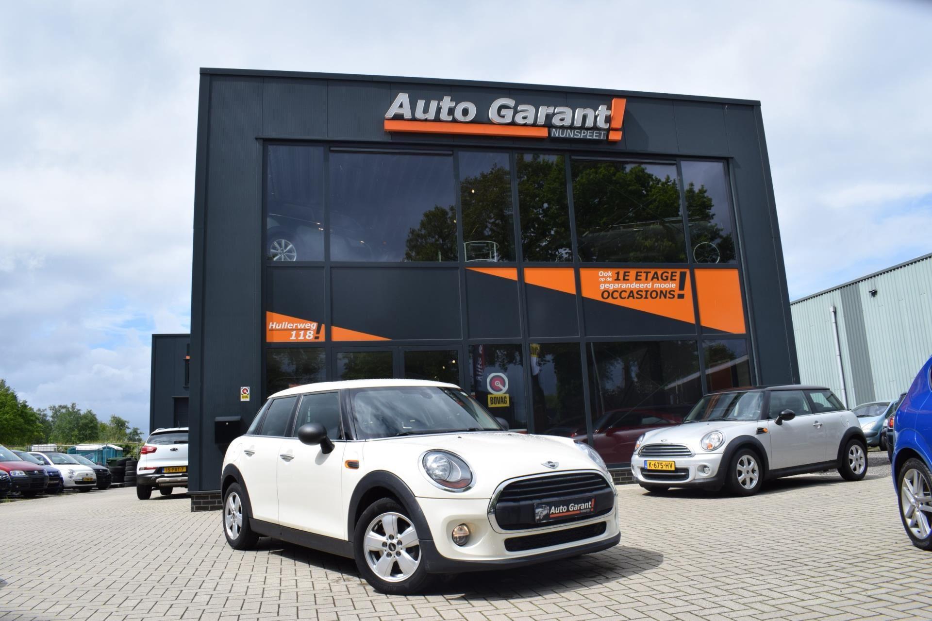 Mini Mini occasion - Auto Garant Nunspeet