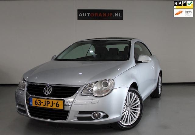 Volkswagen Eos 2.0 T-FSI, Pano, Leer, Clima, Cr Control, NAP!!