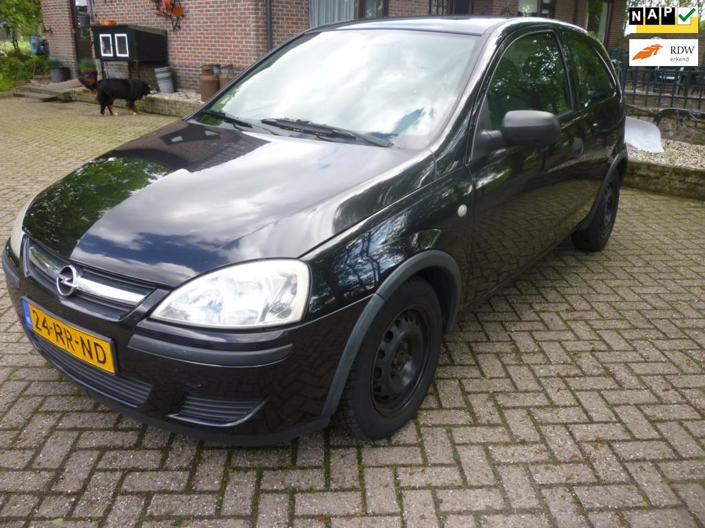 Opel Corsa occasion - Autobedrijf de Vries
