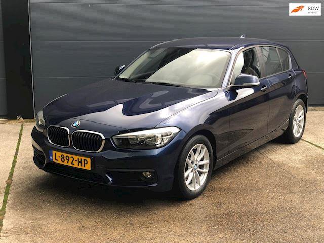 BMW 1-serie 118i High Executive / Automaat / Navigatie / Airco / Cruise /