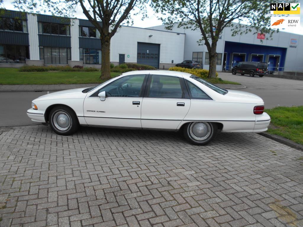 Chevrolet CAPRICE CLASSIC U9 occasion - AutoBoertien