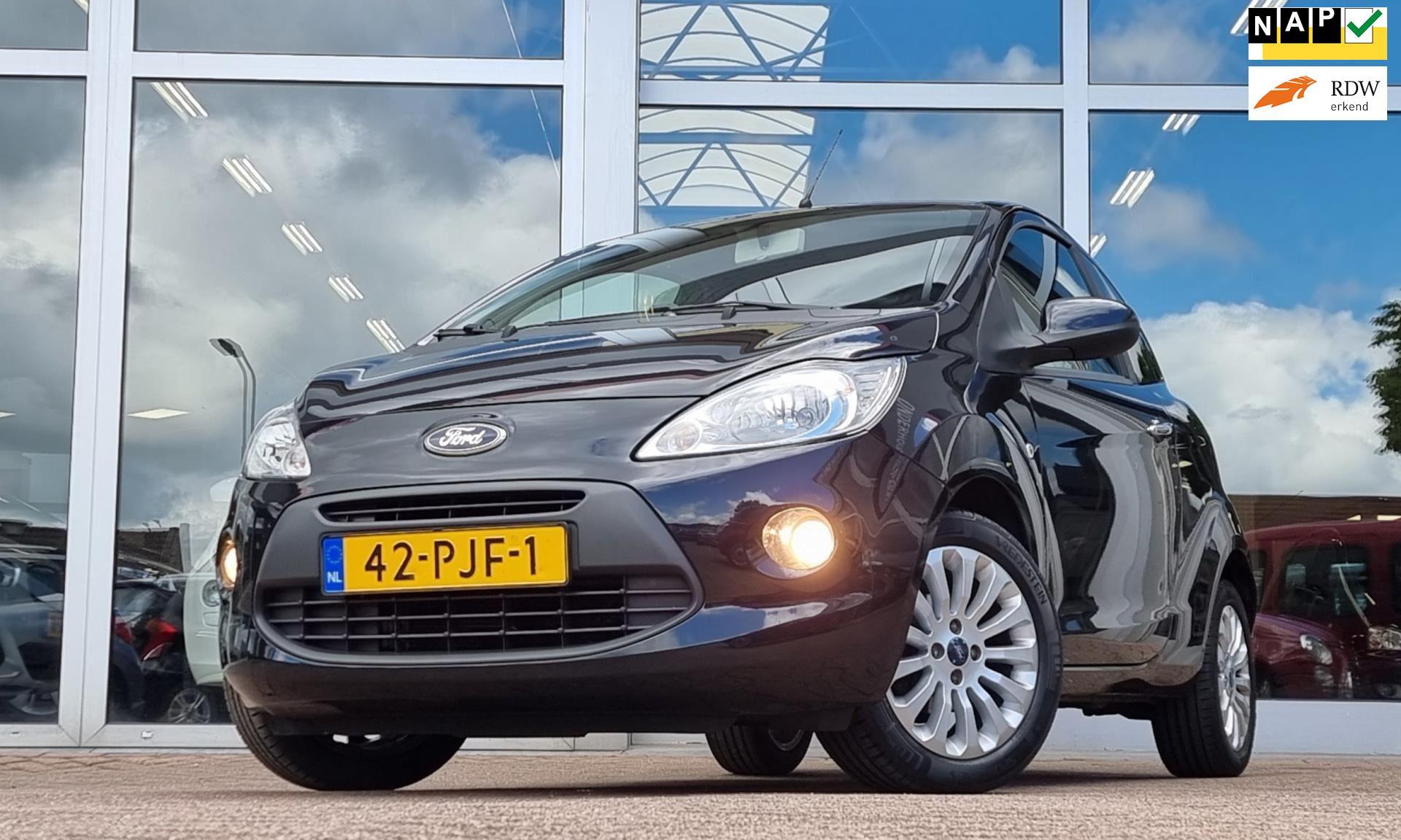 Ford Ka occasion - van den Boog Automotive