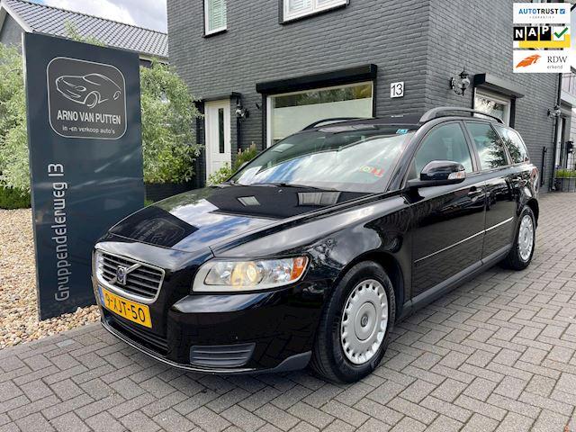 Volvo V50 1.6D Kinetic / Navigatie / Airco
