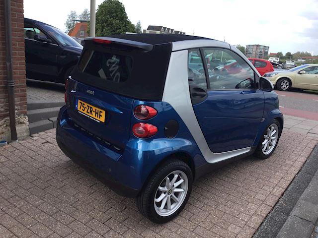 Smart Fortwo cabrio 1.0 Passion airco