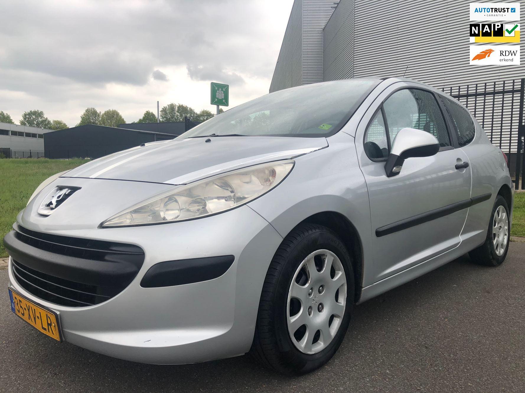 Peugeot 207 occasion - allinverkoop