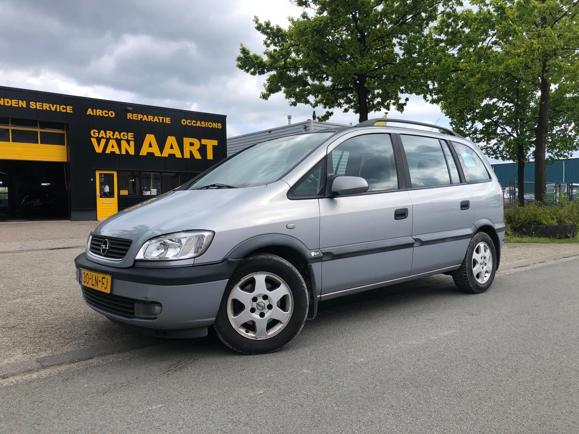 Opel Zafira occasion - Garage van Aart