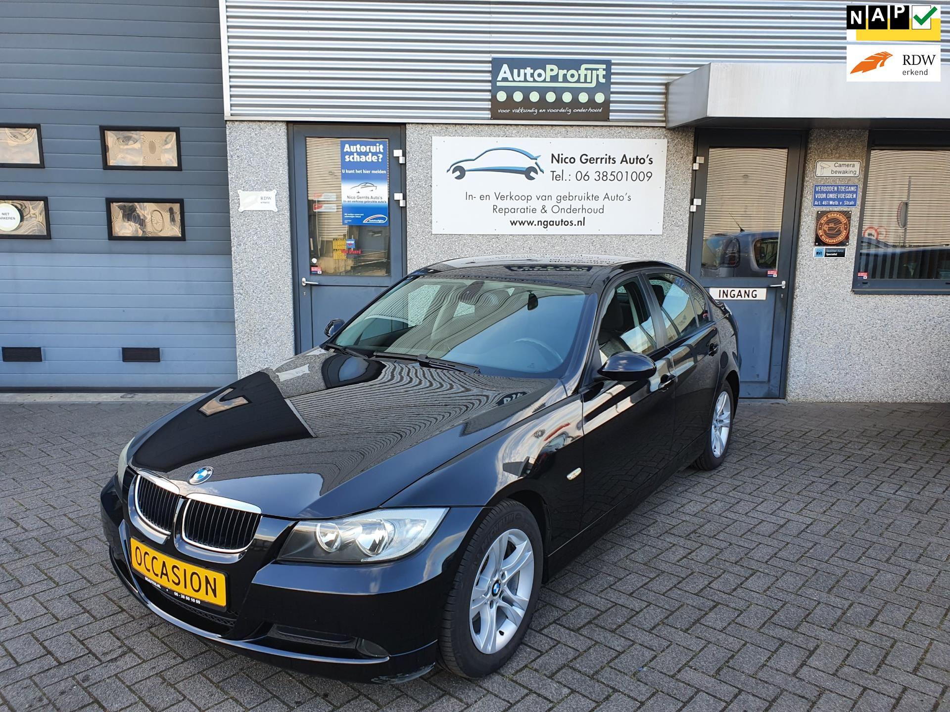 BMW 3-serie occasion - Nico Gerrits Auto's