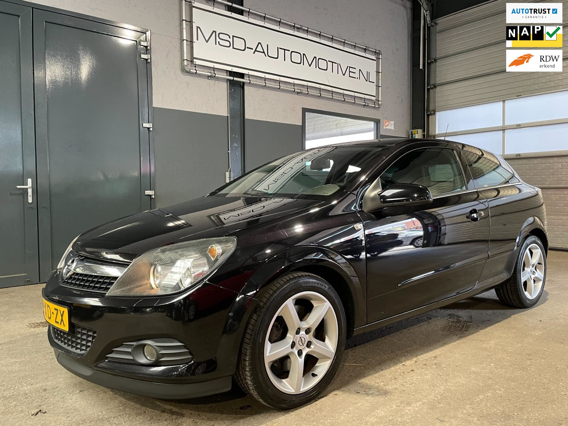 Opel Astra GTC occasion - MSD Automotive