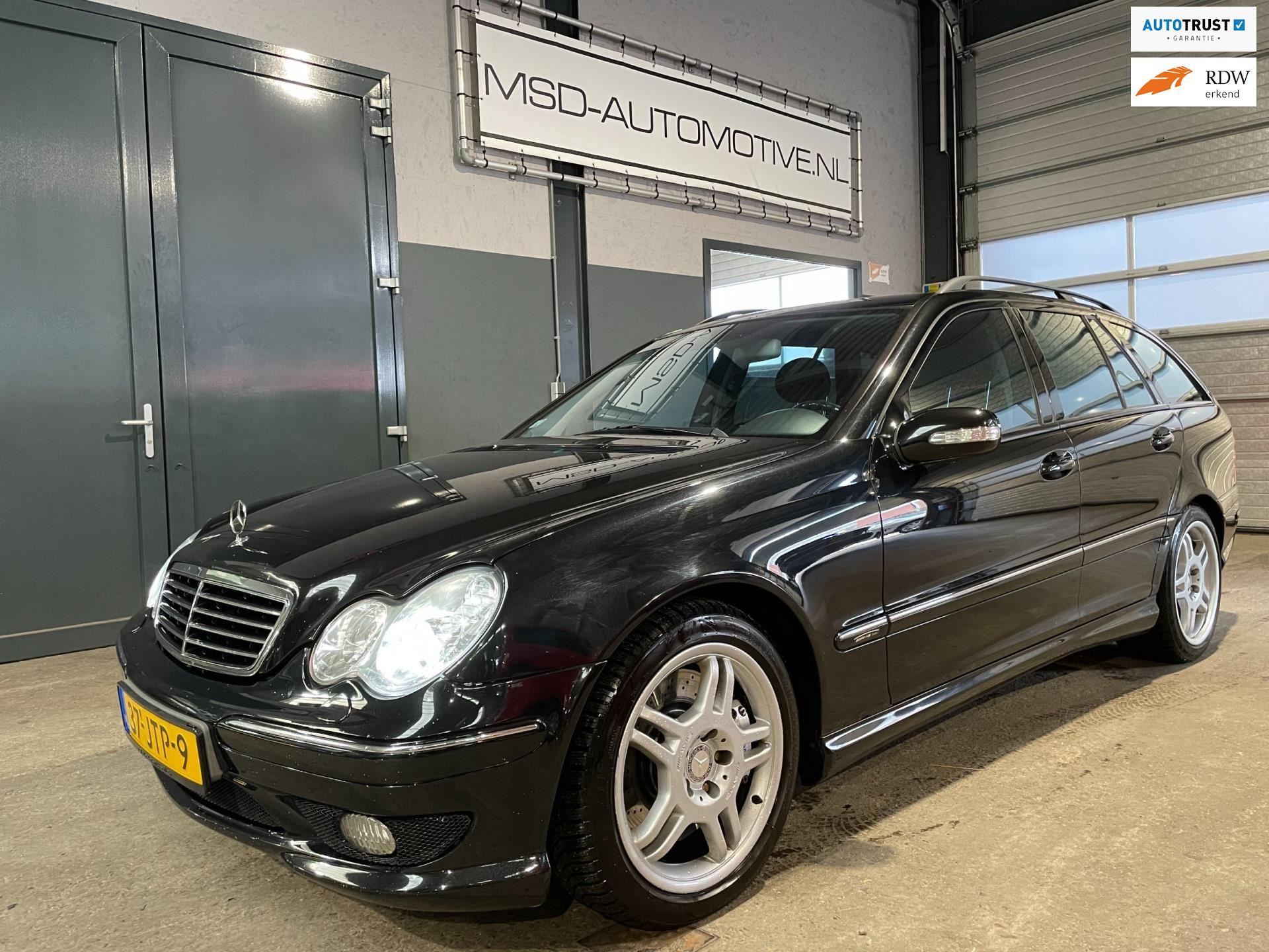 Mercedes-Benz C-klasse Combi occasion - MSD Automotive