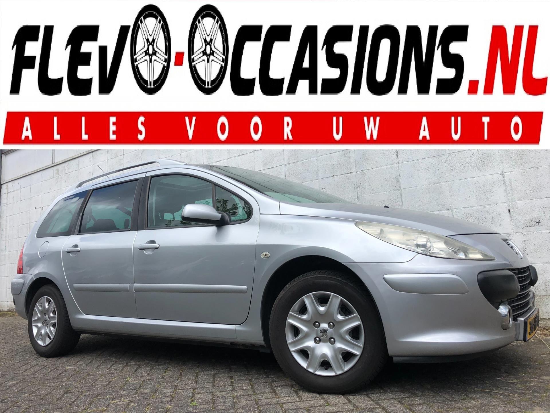 Peugeot 307 SW occasion - Flevo Occasions