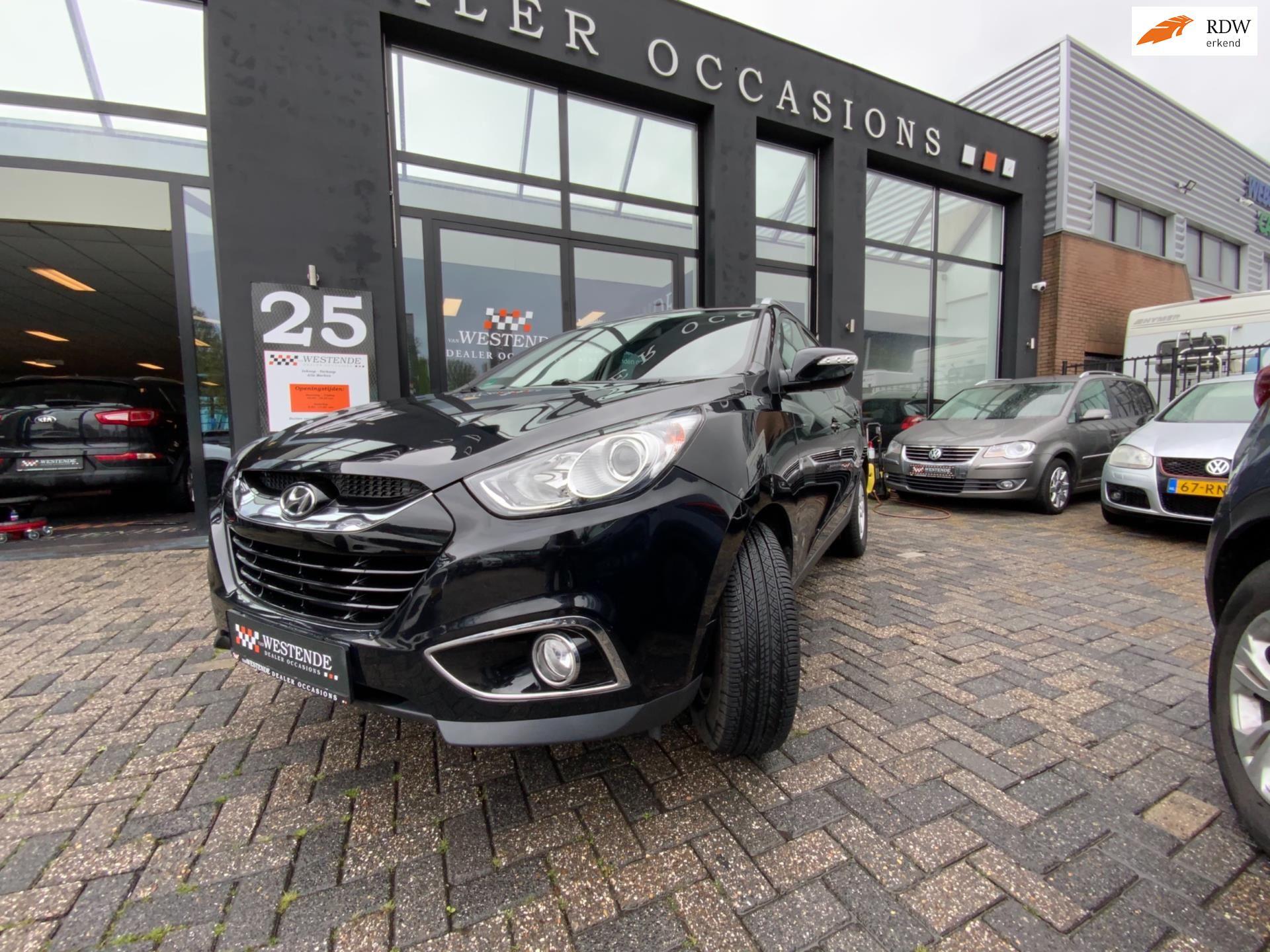 Hyundai Ix35 occasion - Van Westende Dealeroccasions
